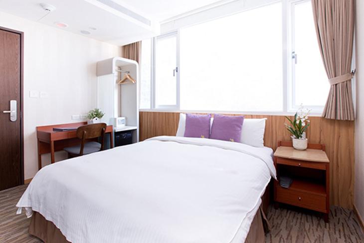 台北西門町-儷夏旅店(西寧館)