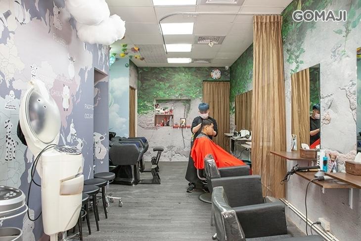 微佳幸福 Hair Salon