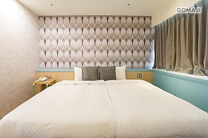 台北西門町-儷客旅店