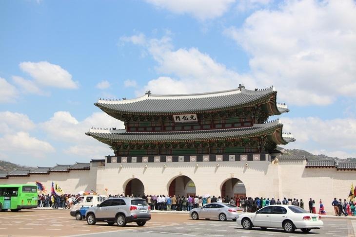 韓國-首爾網美一日遊(韓服體驗、景福宮、南山韓屋村、N首爾塔)