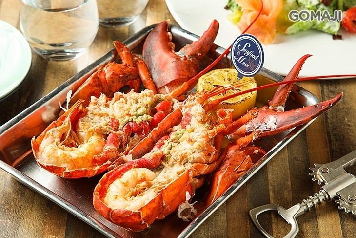Seafood & Meat 波波海鮮市集