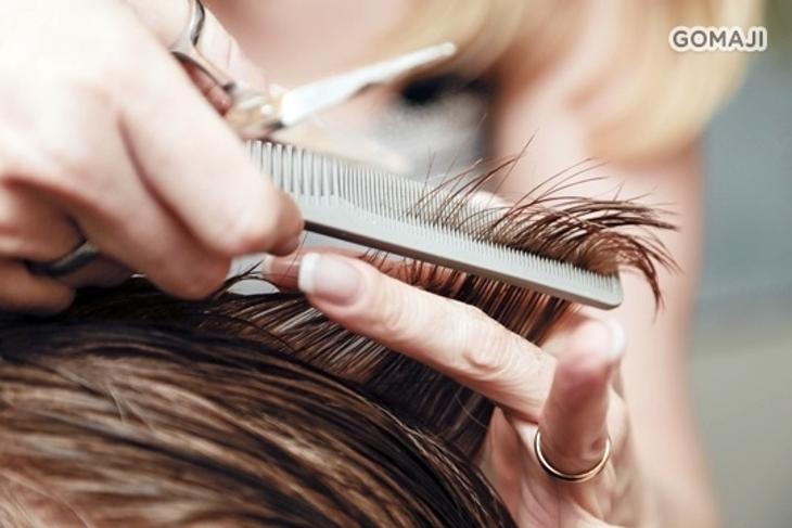 Bouffant hair Design