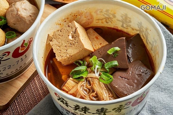 川霸子麻辣燙.滷味(永和民生店)