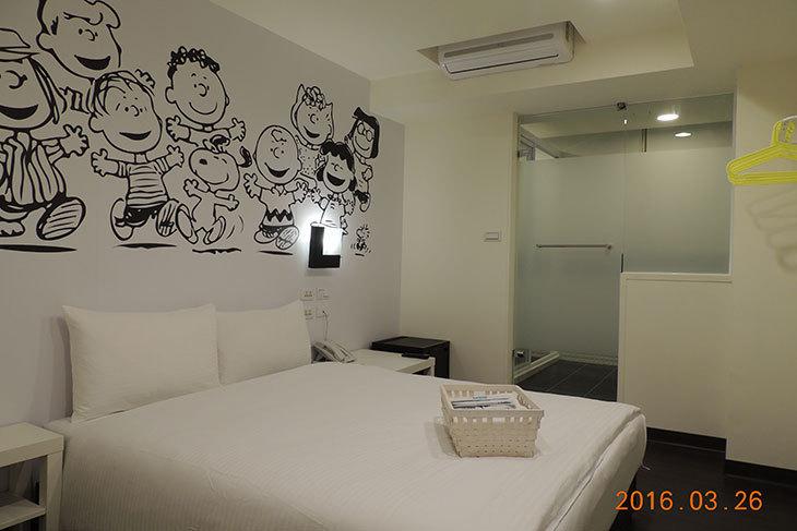 台北-輕旅複合式旅店(館東館)