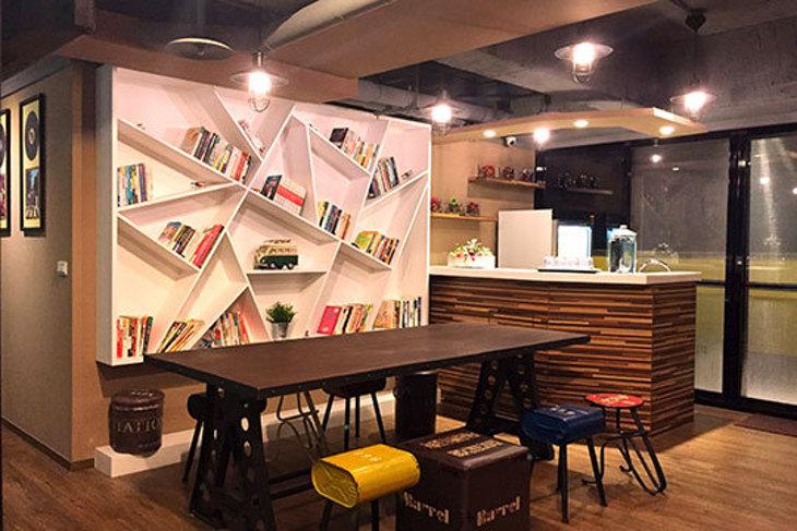台北萬華-愛玩客旅店
