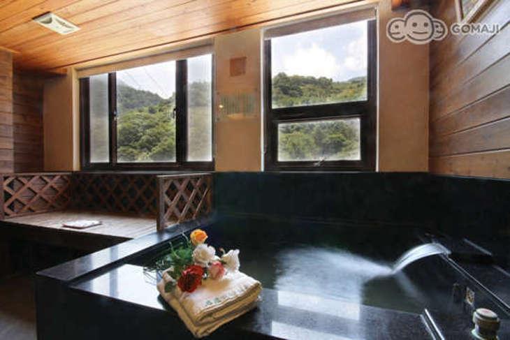 南投廬山-名廬假期大飯店