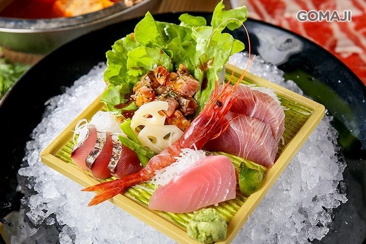 丼賞和食日本料理&嗨蝦蝦三杯醉蝦石頭火鍋