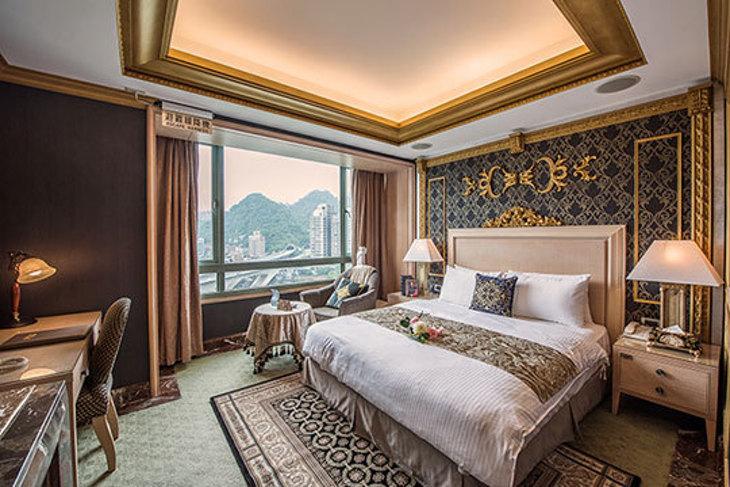新店碧潭帝景飯店