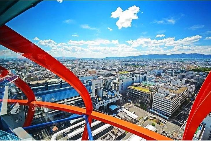 京都塔展望台門票 KYOTO Tower
