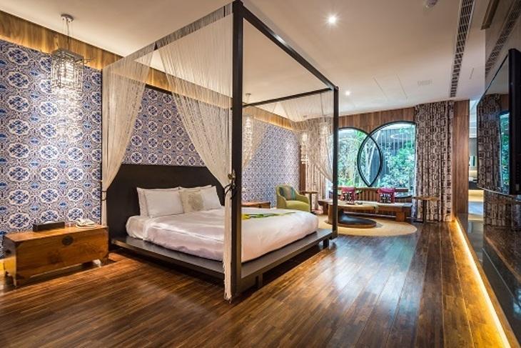 台中沐蘭時尚精品旅館
