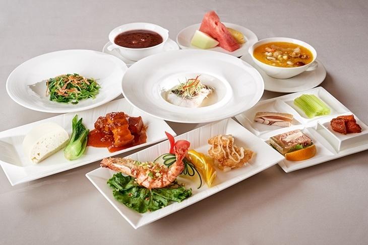 台北福華大飯店-江南春/珍珠坊/麗香苑