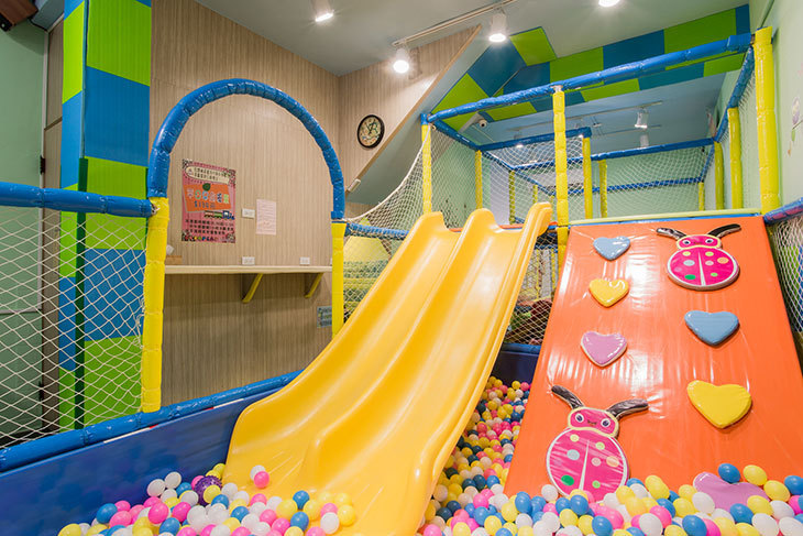 BoBo PLAY啵啵游樂園
