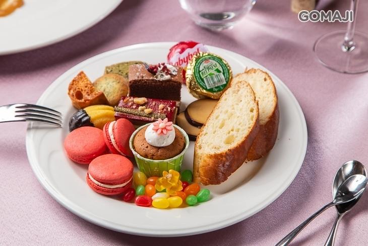 裕元花園酒店-映景觀餐廳