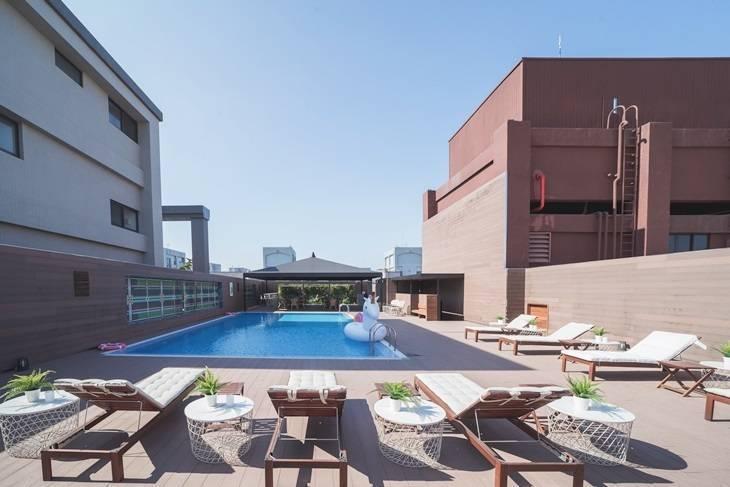 台中-薆悅酒店五權館 Inhouse Hotel Grand