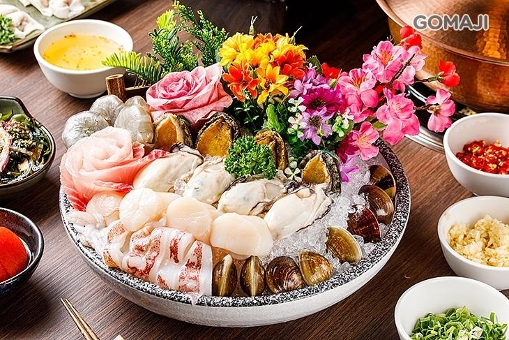 銅花精緻涮涮鍋(蘆洲集賢店)