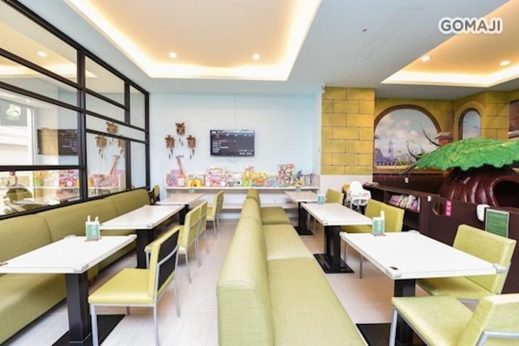 台南-傑克堡親子旅館