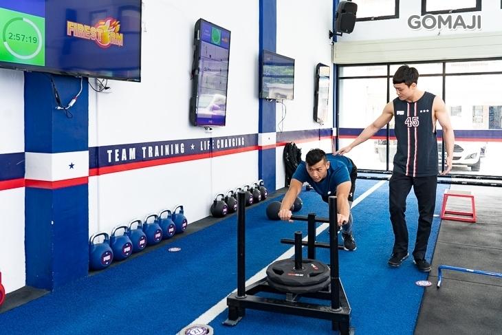 F45 Training Taichung