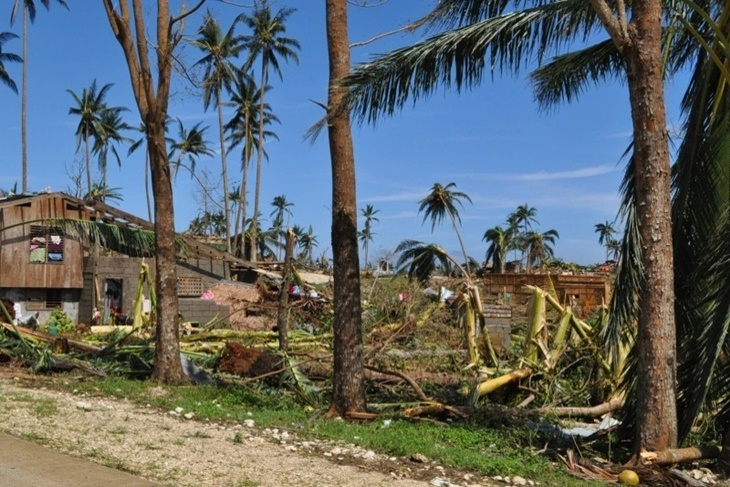 一起夢想-菲律賓災後重建計畫