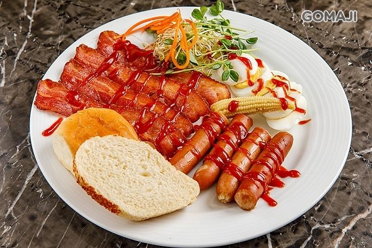 山水樂會館-La ku餐廳