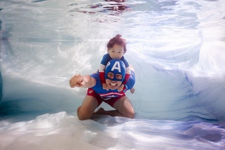 Baby iswim 水貝比親子坊