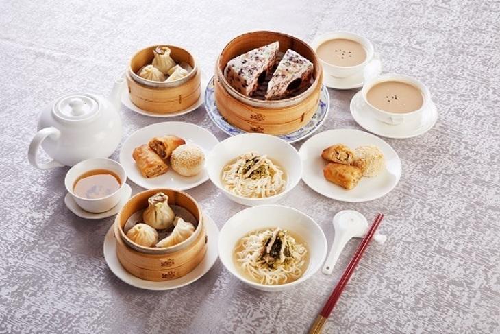 (紙本)台北圓山大飯店-圓苑餐廳/金龍餐廳/花園咖啡廳