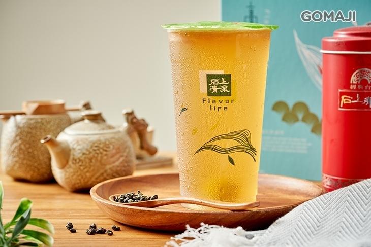 石上清湶‧高山茶飲專賣店