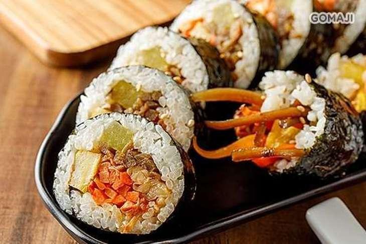 新平洞·김밥