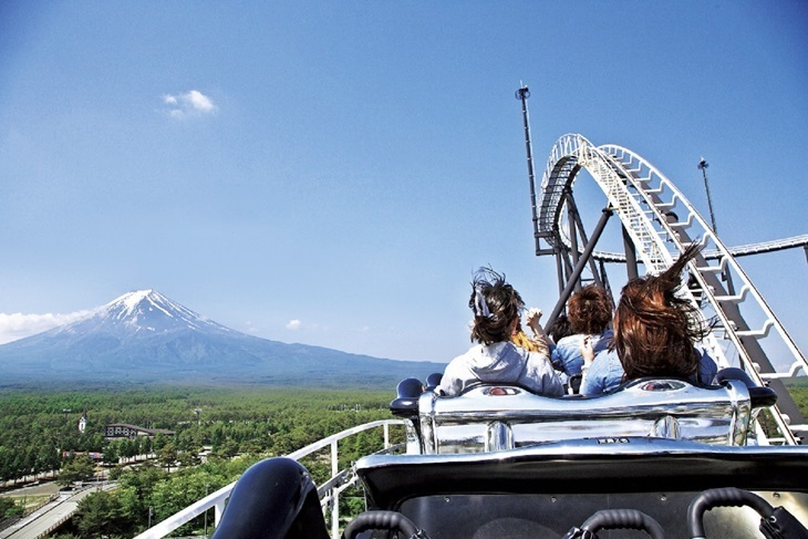 日本-東京富士急樂園門票Fuji-Q Highland