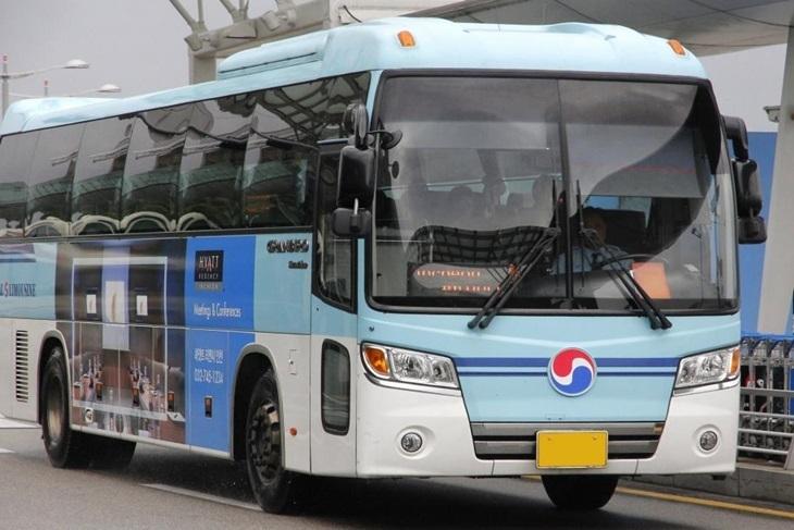 首爾 KAL LIMOUSINE 仁川機場⇌首爾市區接駁巴士券(單程)