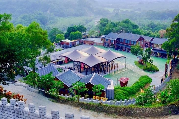 台南-萬里長城文化主題館