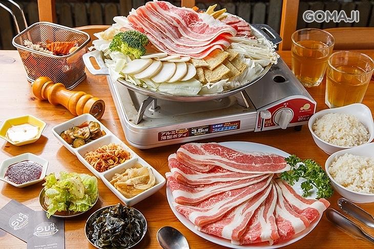 SU KITCHEN 正宗韓式烤肉(站前店)