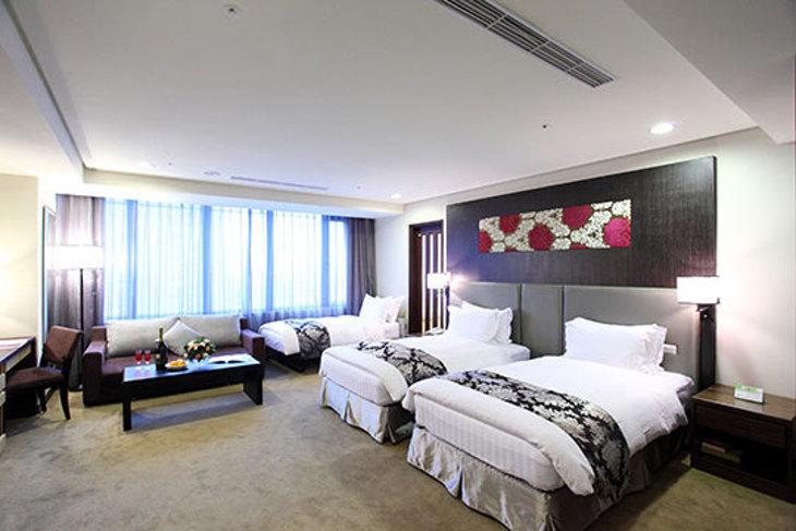 台中-兆品酒店