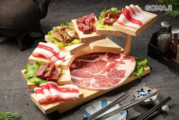 赤炭汽油桶燒肉