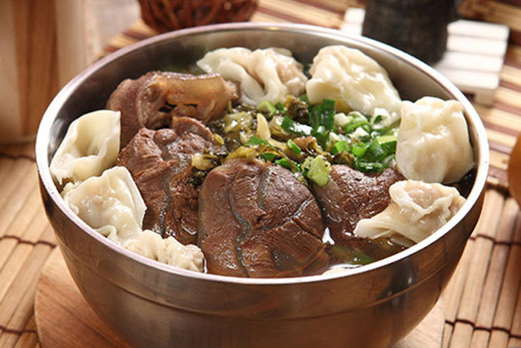 中港牛肉麵