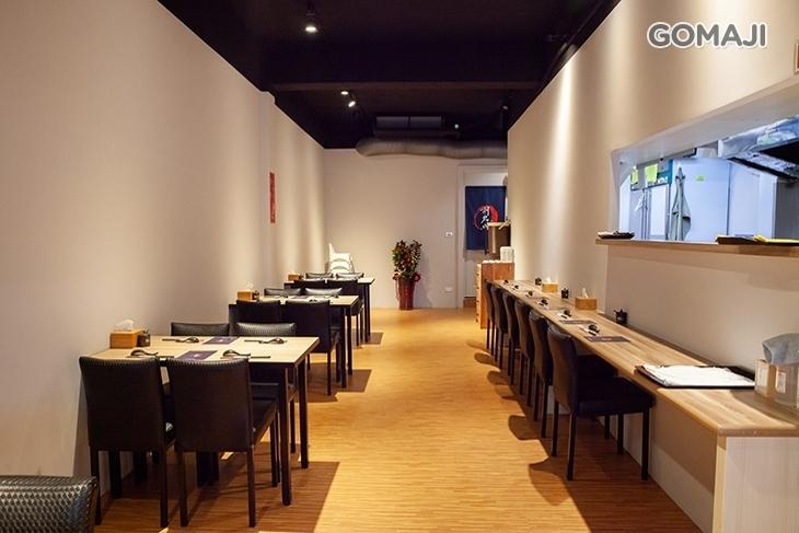 利久川食堂、丼餐廳