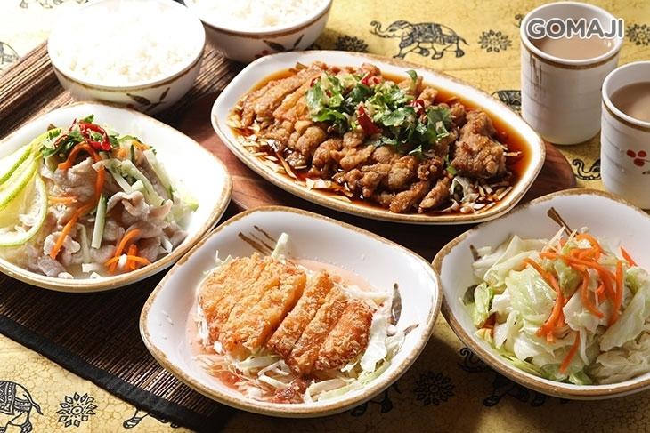 普吉島泰式料理