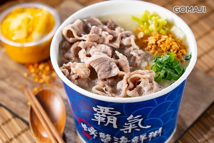 霸氣螃蟹海鮮粥(漢口店)