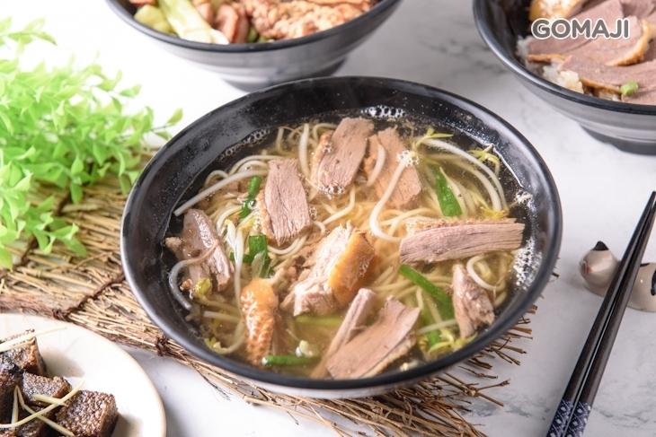 銅版美食 鴨肉麵/飯