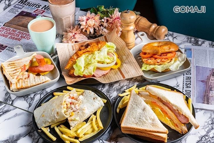 趙咖早午餐