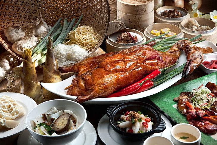 台北漢來海港自助餐廳