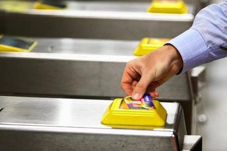 香港八達通交通卡(香港機場領取)
