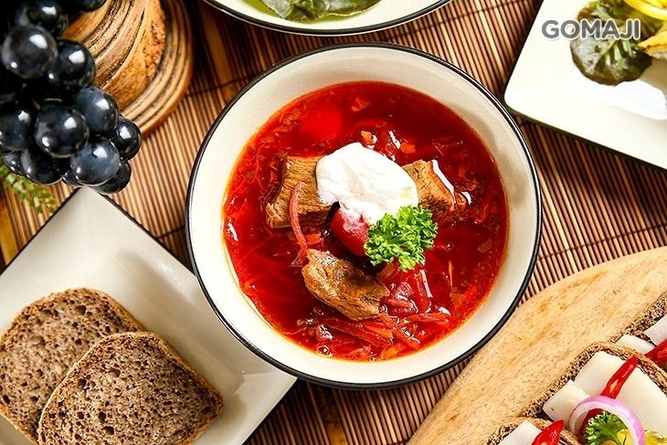 M-Cafe俄羅斯美食餐廳