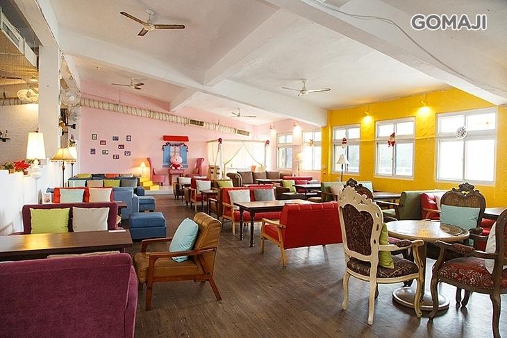 伊莎貝拉海灘咖啡館(伊莉莎異國風情館)