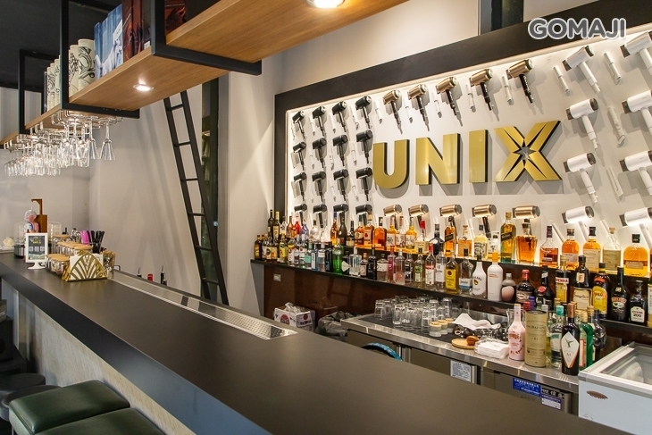 UNIX x 寓 Salon Restaurant Bar