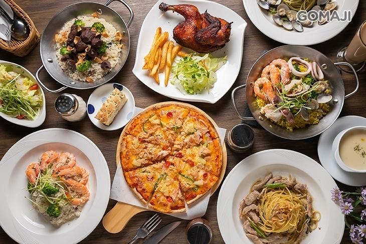 靴子義大利餐館(桃園中華店)