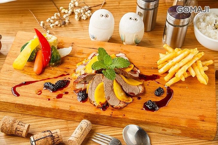 藝綺地中海私廚餐酒館