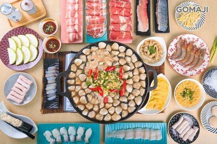 猛蛤蛤-卜卜蛤火鍋專賣店
