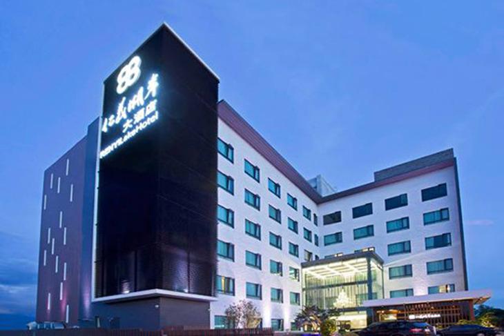 嘉義-仁義湖岸大酒店