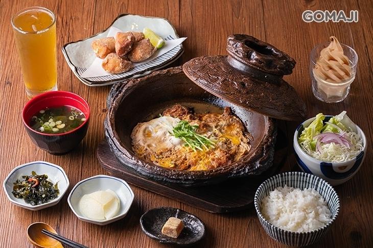 銀座杏子日式豬排(台北凱薩店)