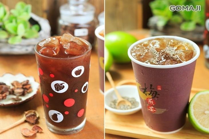 小庭找茶(台中第二市場店)